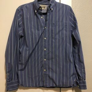Converse All Star Button Up - Size S